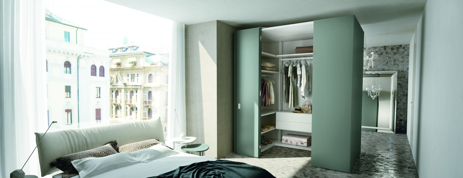 Camerino Dressing Box by Caccaro