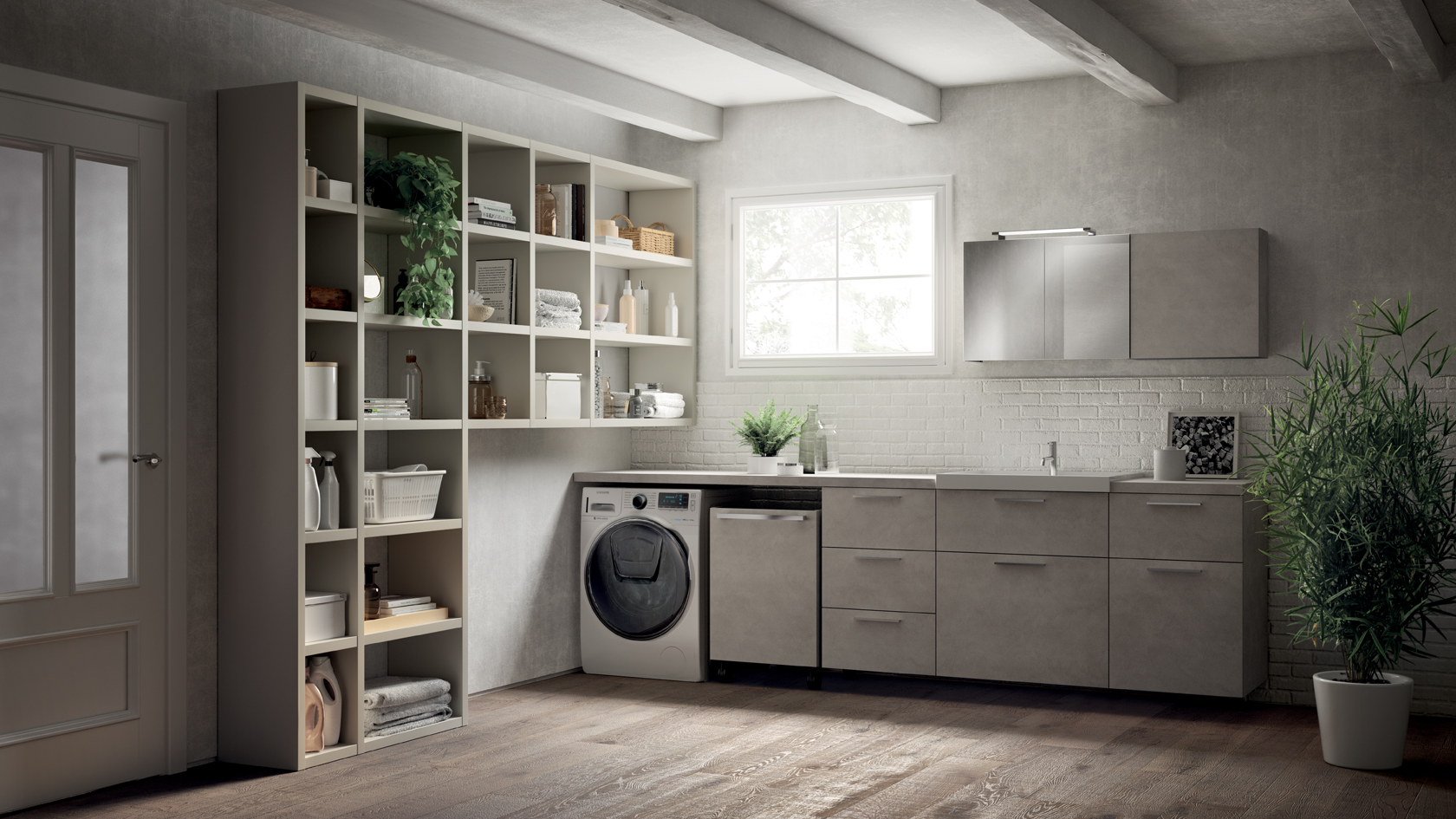 Laundry Space - Scavolini
