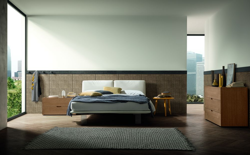 Camere da letto moderne arredamenti bertoglio cristina cremona - Arredamenti camere da letto moderne ...