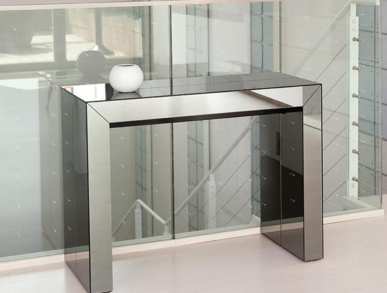 Tavolo-Consolle Glass